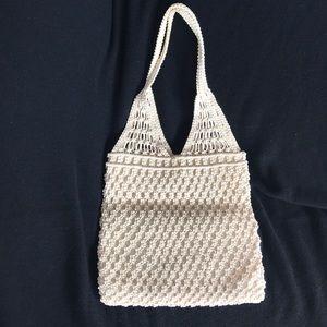 Handbags - Macrame bag